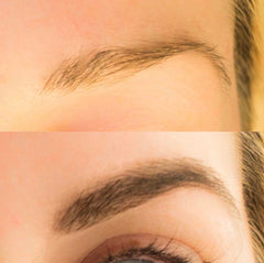 brow before and after 1 lashx