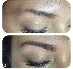 brow extensions 4 lashx