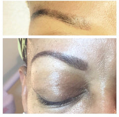 brow before after lashx brow extensions 2