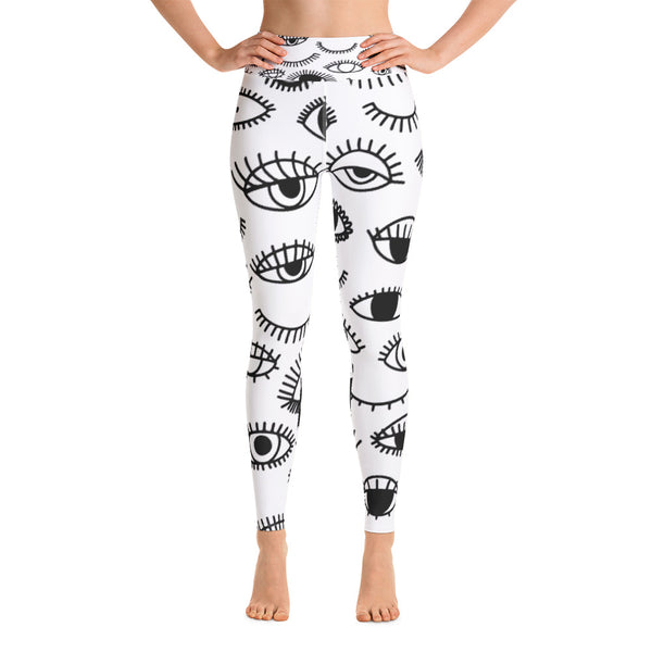 Lash Lover Yoga Leggings - lashx.pro Healthier Professional lash extension products