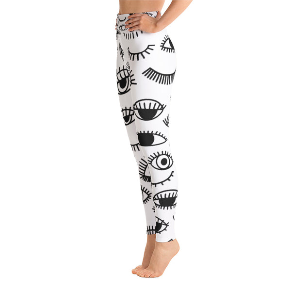 Lash Lover Yoga Leggings - lashx.pro