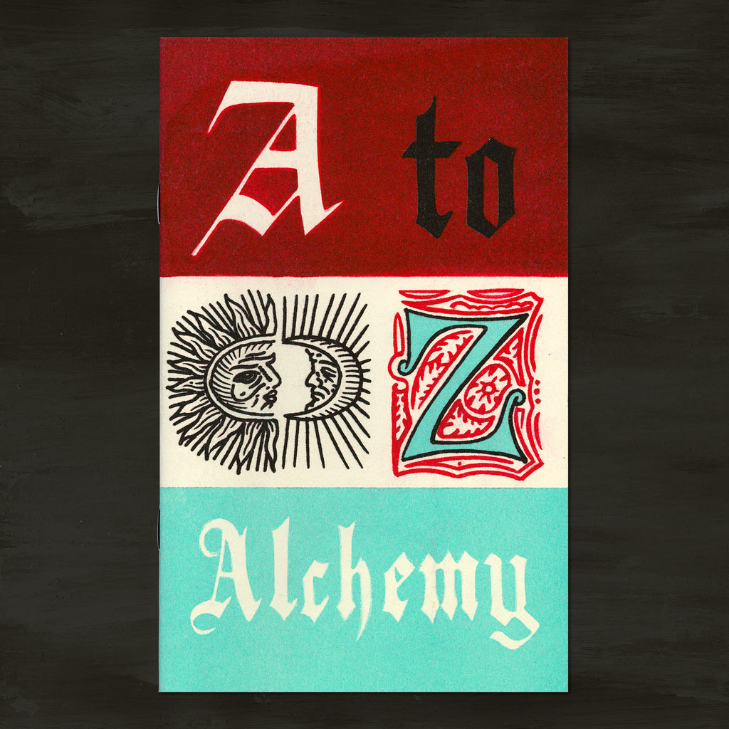 A to Alchemy cover