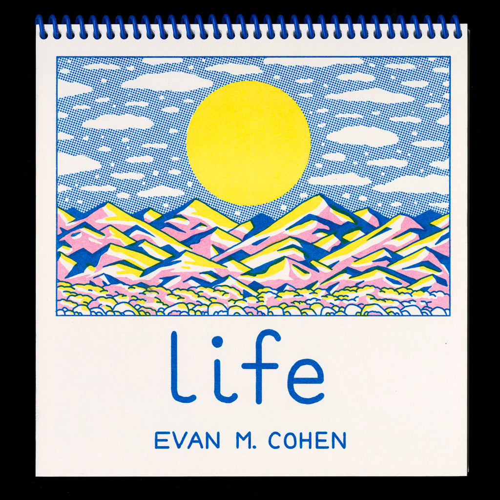 "The cover of ""Life"" by Evan M. Cohen"