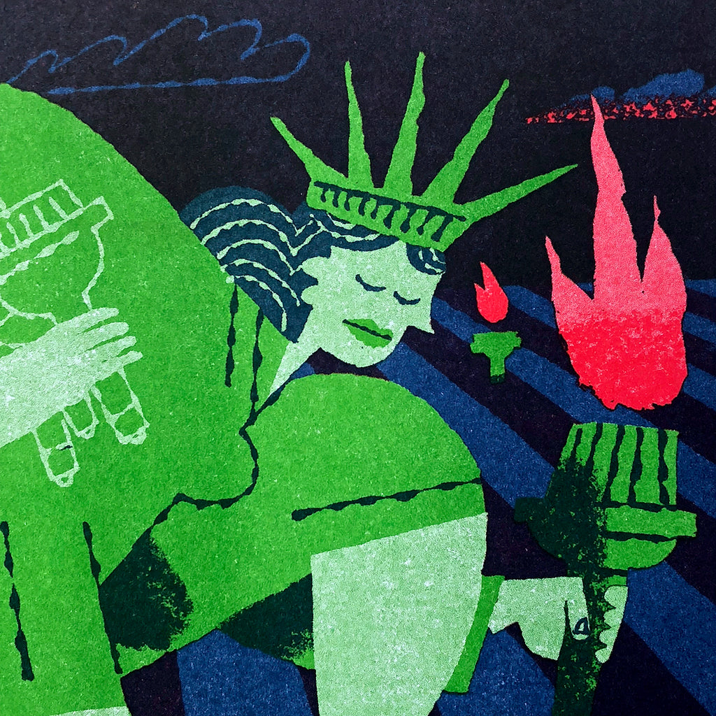 Lady Liberty crop 1