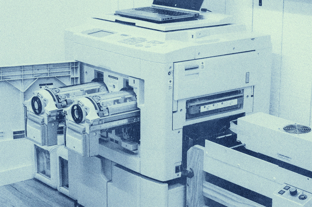 MZ1090 Risograph Printer