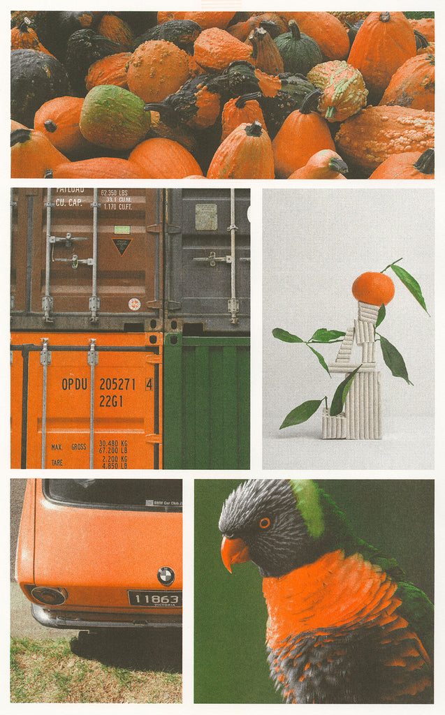 FREE Black, Kelly Green, Orange Riso Color Profile
