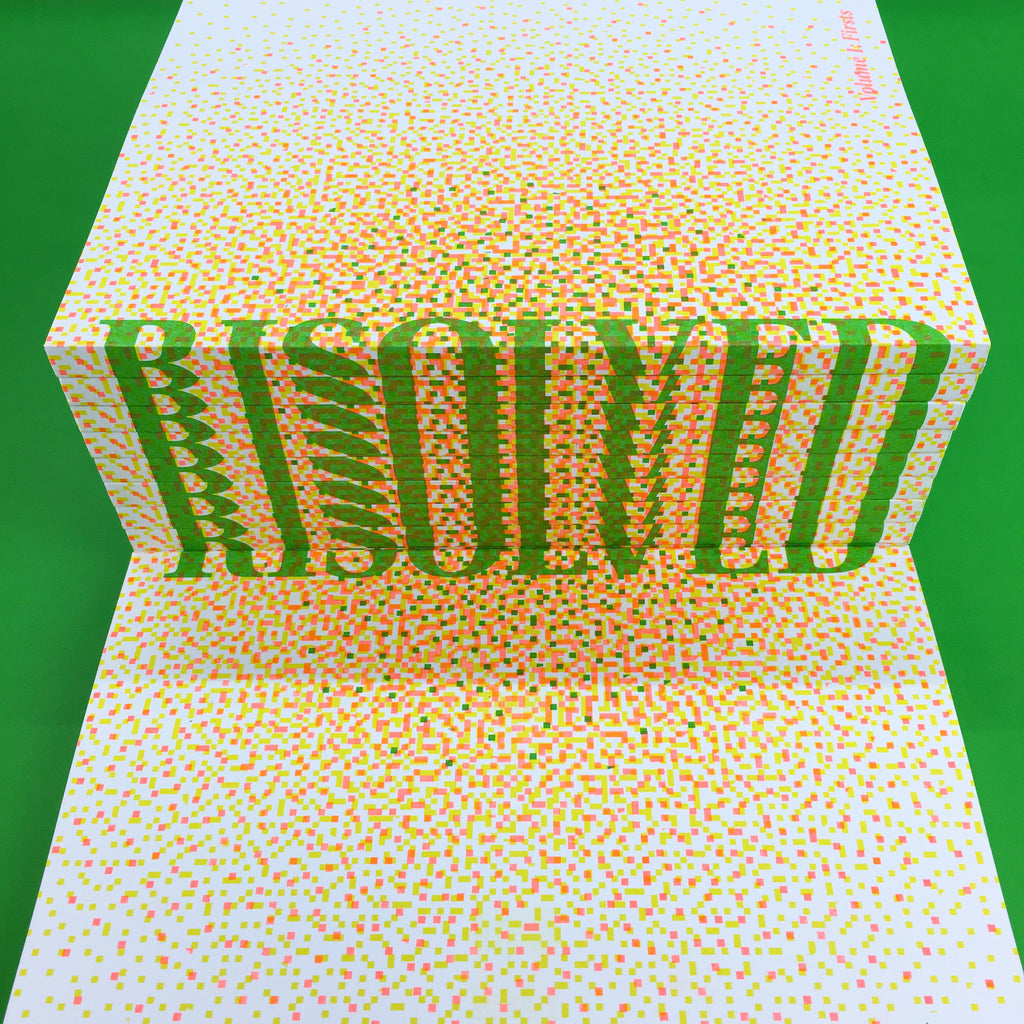 Risolved Volume 1: Firsts - Risolve Studio Risograph