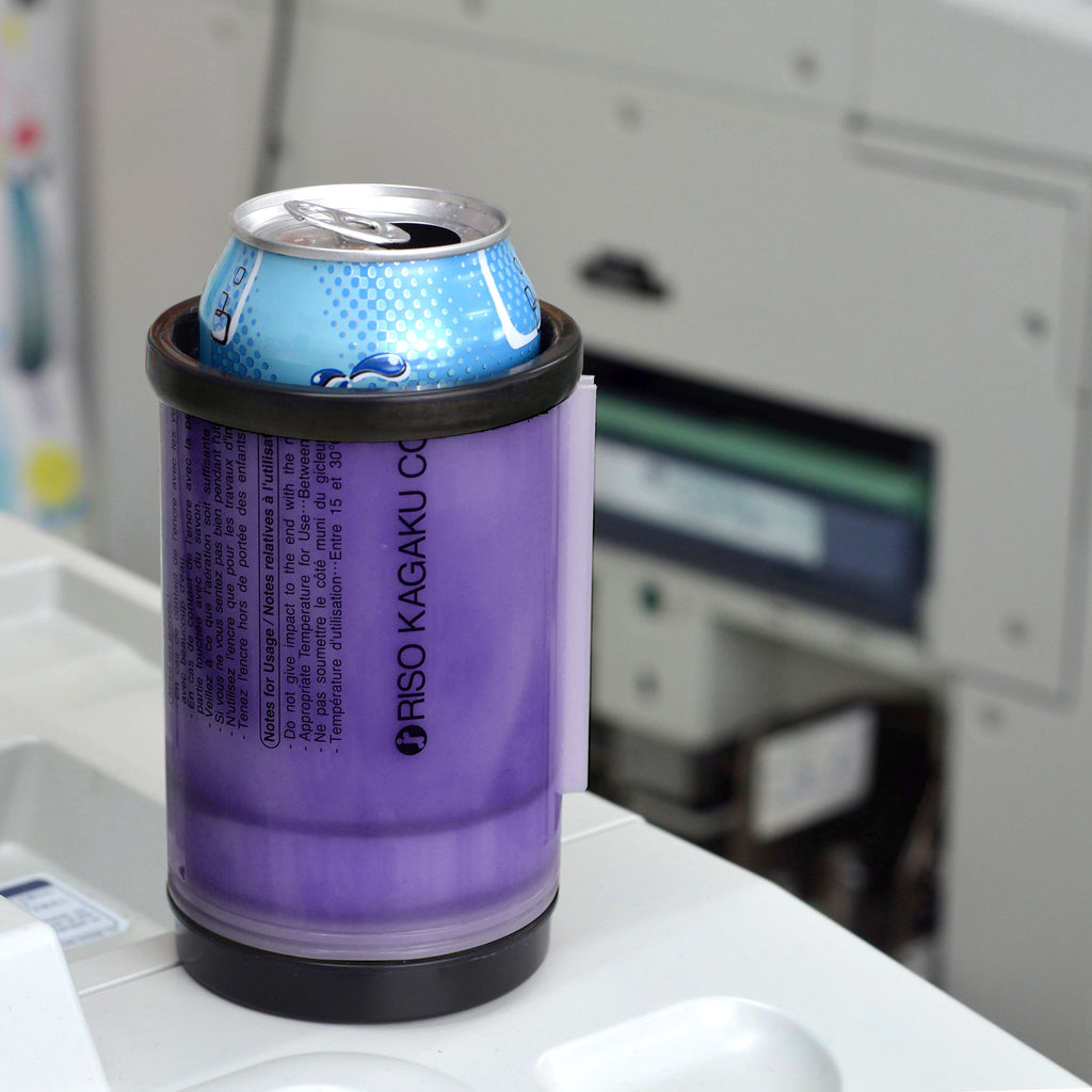 Riso Ink Tube Koozies