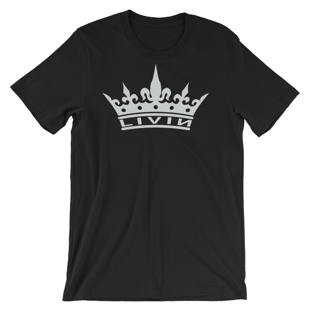 Royal Crown T-shirt (Dark)