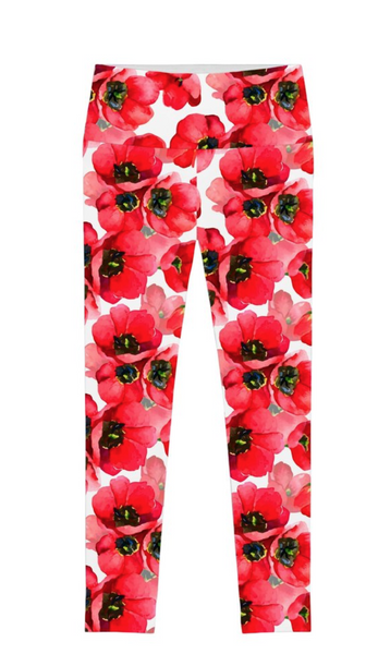 Tulip Salsa Yoga Leggings