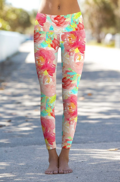 Bloomers Yoga Leggings