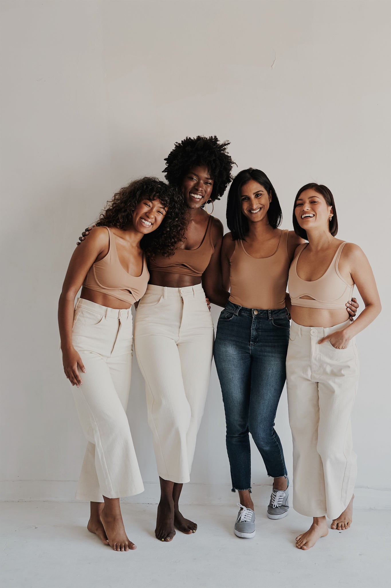 Shobha Philips Proclaim Founder Inclusive Nude Ethically Made in Los Angeles