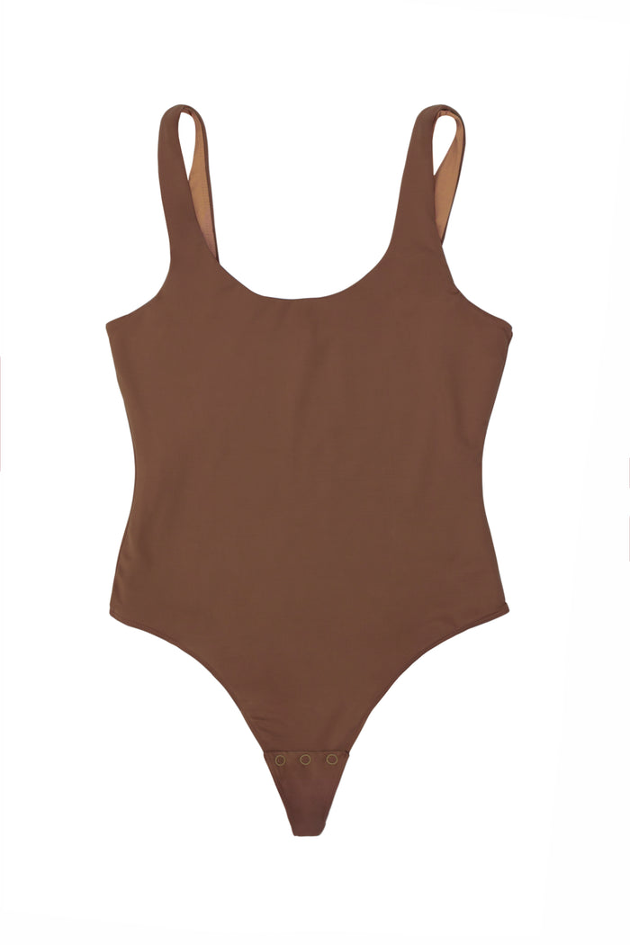 Reversible Bodysuit - Deep Tones