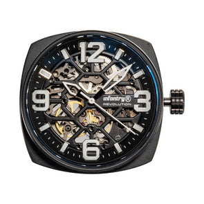 INFANTRY MODULAR SERIES SKELETON MKI TY2809 AUTOMATIC MOVEMENT (IN-MOV-01)