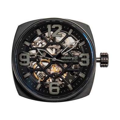 INFANTRY MODULAR SERIES SKELETON MKI TY2809 AUTOMATIC MOVEMENT (IN-MOV-02)