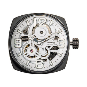 INFANTRY MODULAR SERIES SKELETON MKII TY2809 AUTOMATIC MOVEMENT (IN-MOV-06)