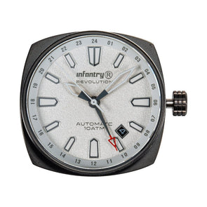 INFANTRY MODULAR SERIES 24HR MILITARY TIME ST1623 AUTOMATIC MOVEMENT (CI)