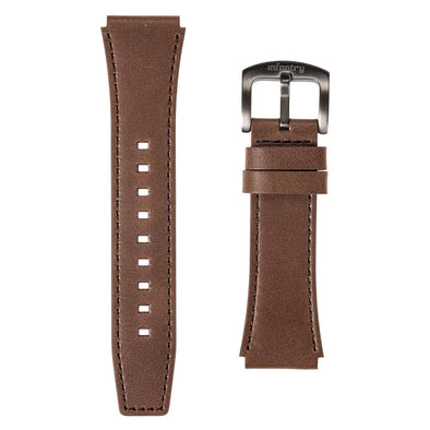 INFANTRY MODULAR SERIES WATCH STRAP GENUINE LEATHER (D05)