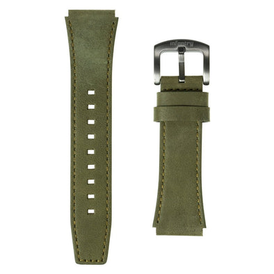 INFANTRY MODULAR SERIES WATCH STRAP GENUINE LEATHER (IN-STP-09)