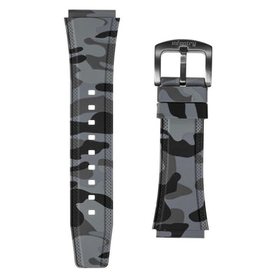 INFANTRY MODULAR SERIES WATCH STRAP SILICON (D15)