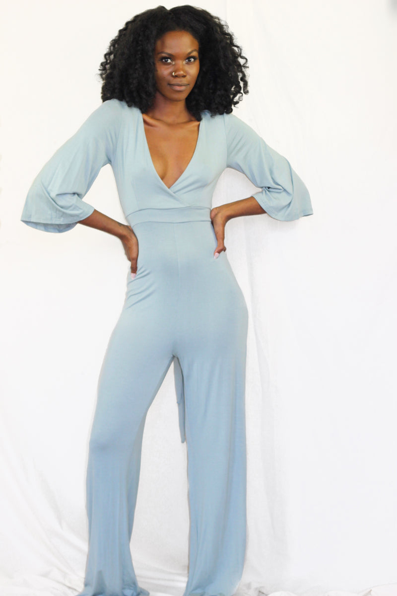 Snatched | Knit Jumpsuit