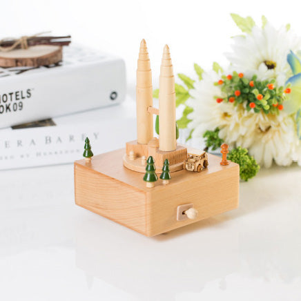 Artes KLCC Towers Music Box