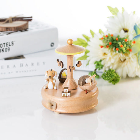 Artes New Baby Music Box