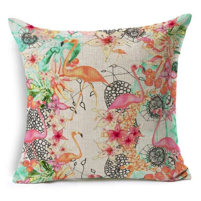 Enchanted Forest Cushion Case