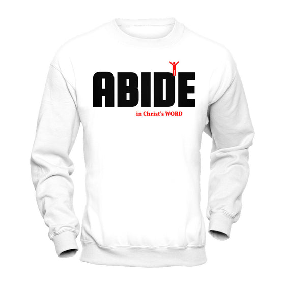 Abide in Christ's WORD; Longsleeve Tee - $33.99