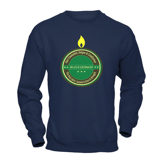 Holy Spirit; Long Sleeve Tee - $33.99