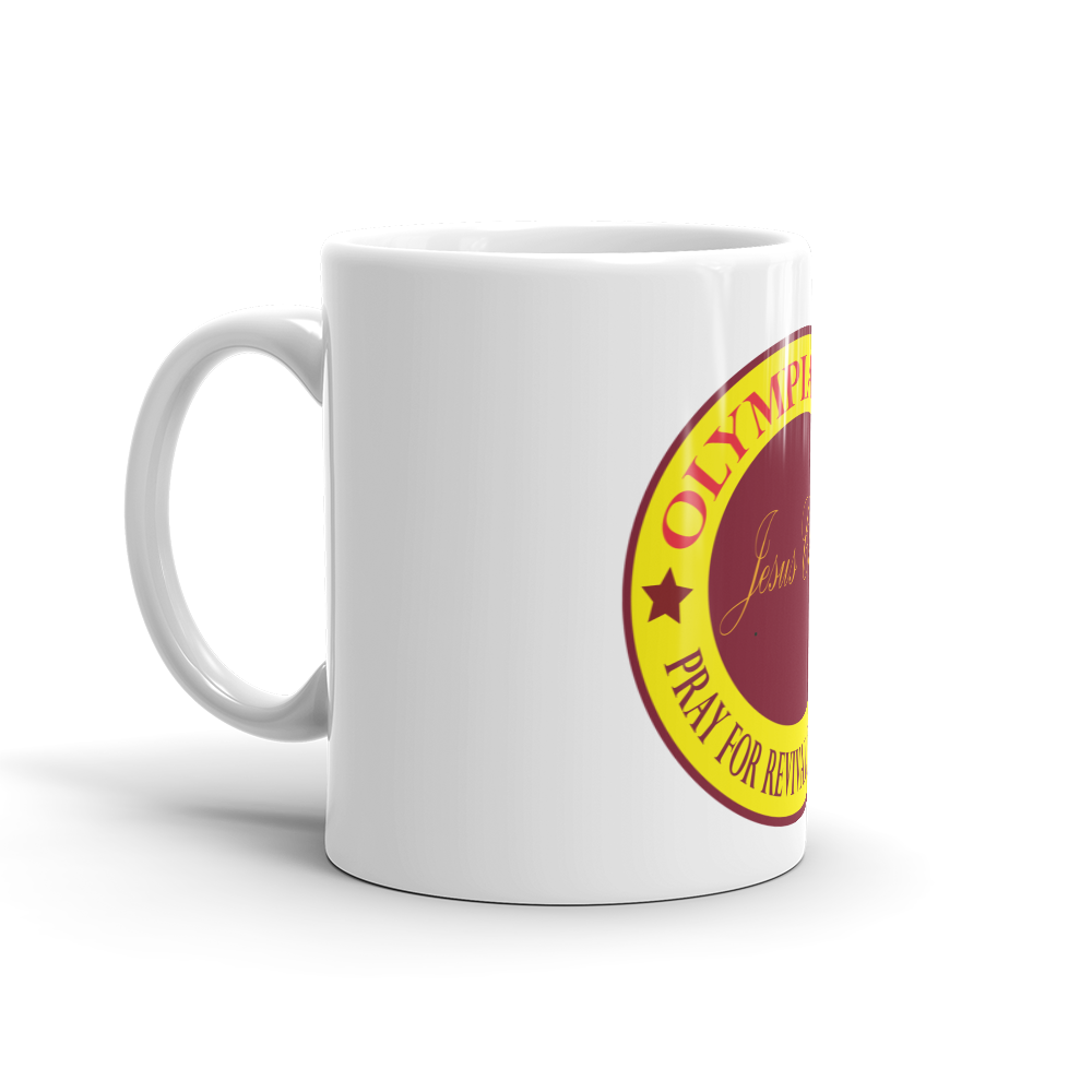 Mug (Pray for Revival in the City of Olympia)