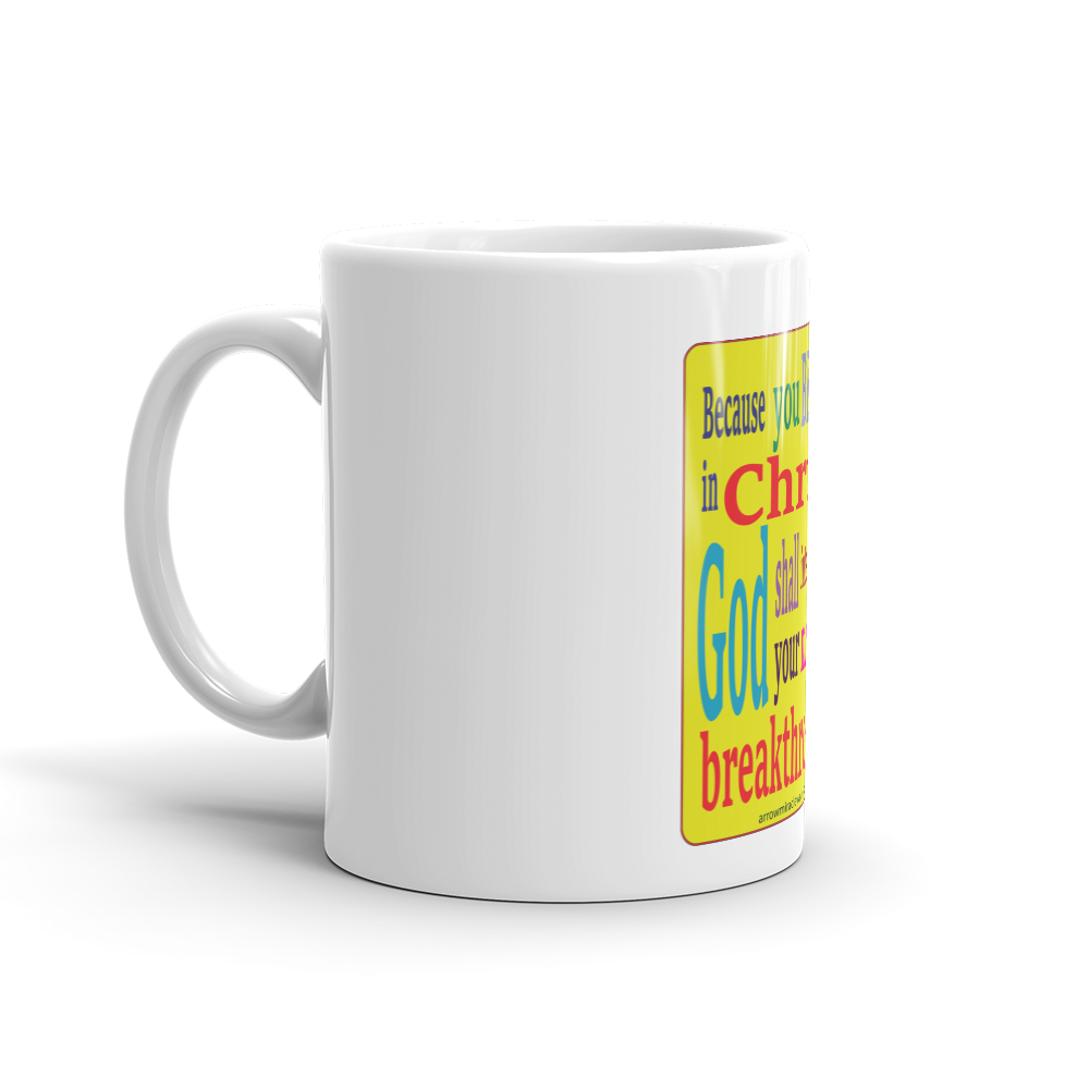 Mug (Because You Believe....)