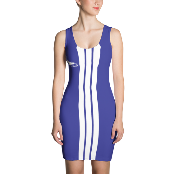 Sublimation Cut & Sew Dress - Glory Power