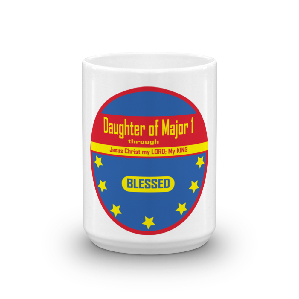 Mug (Daughter of Major 1)