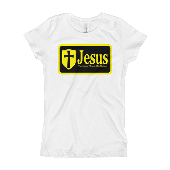 Girl's T-Shirt - JESUS