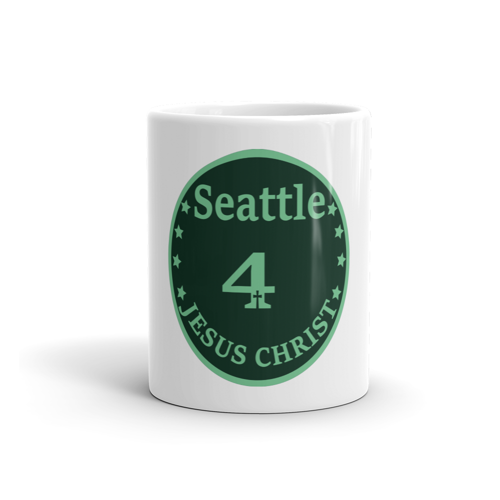 Mug (Seattle4Jesus Christ)