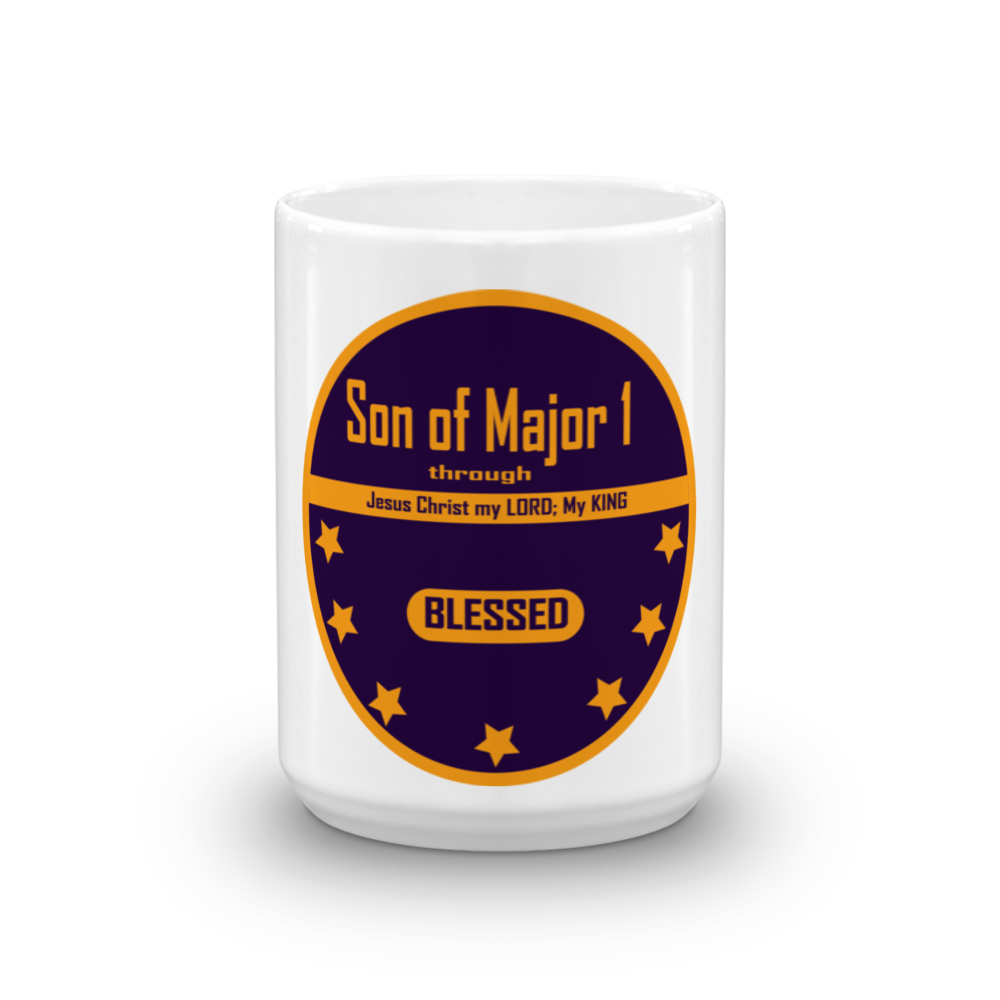 Mug (Son of Major 1)