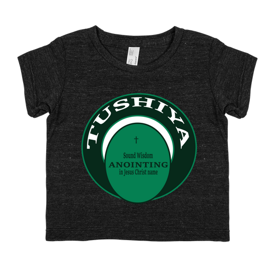 Infant Tri-Blend Short-Sleeve Tee