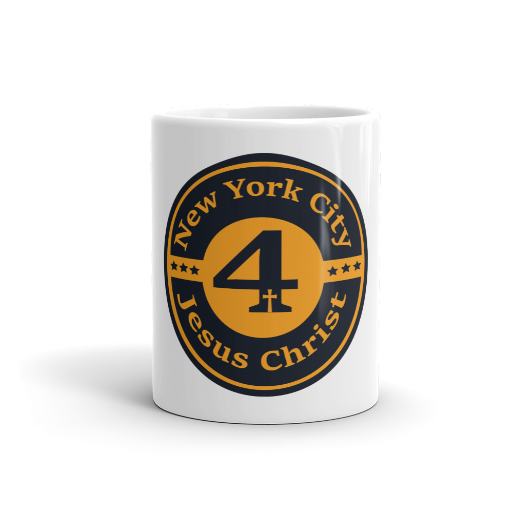 Mug (New York City4Jesus Christ - Arise & Let's pray for Your City)