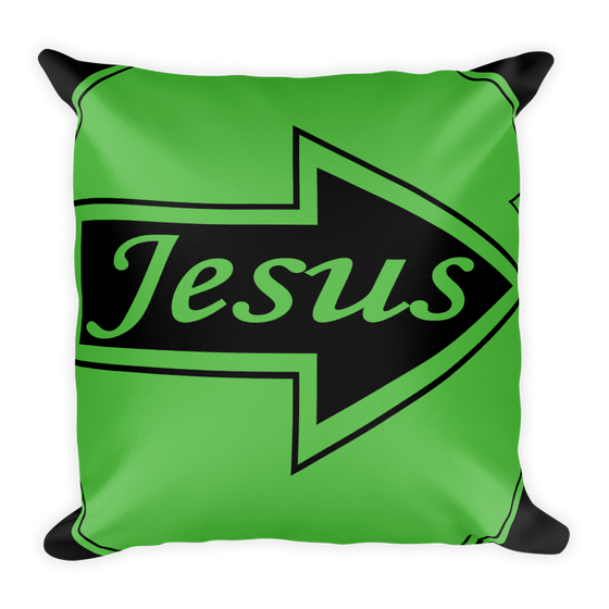 Square Pillow - $24