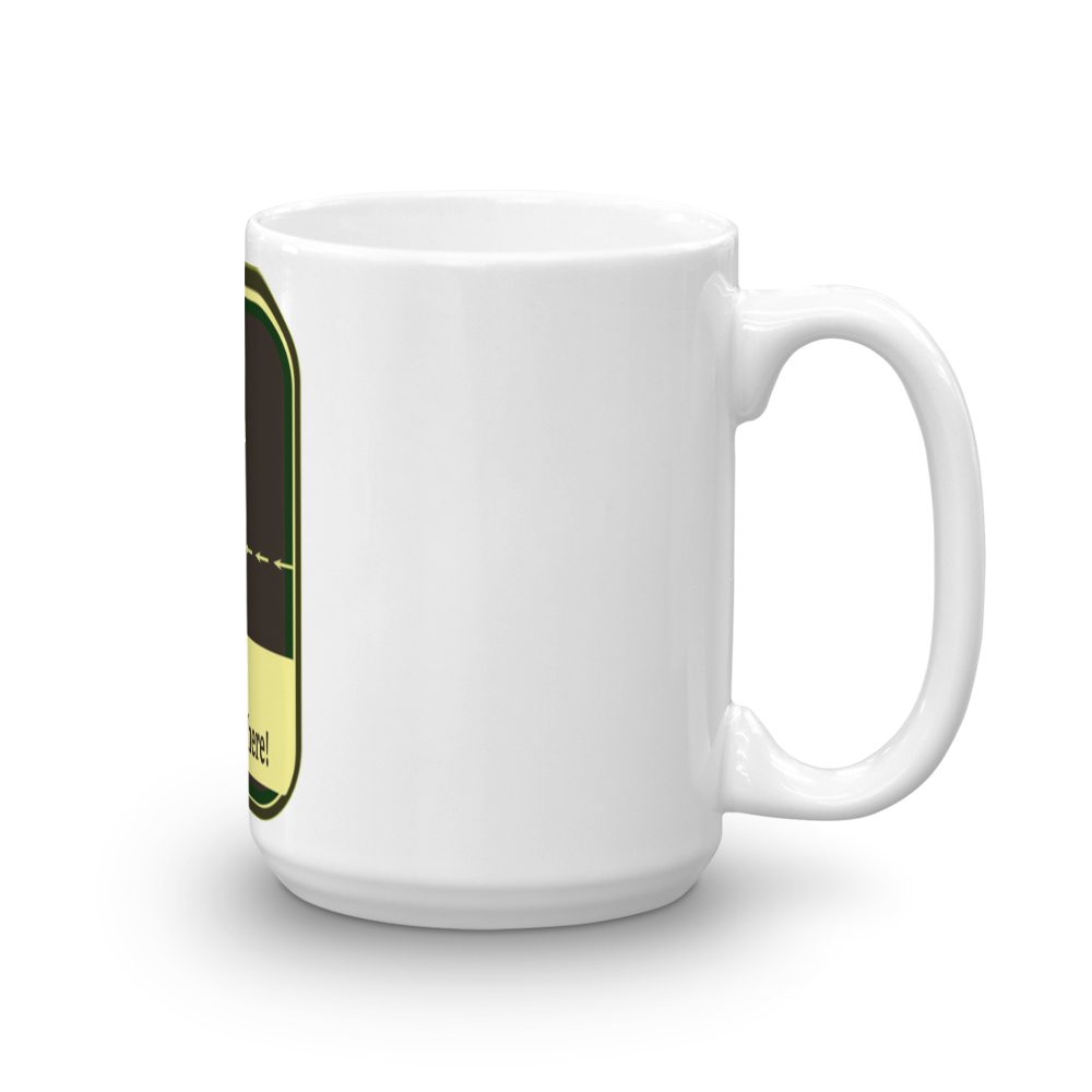 Mug (Rest Your Expectation on God's Word)