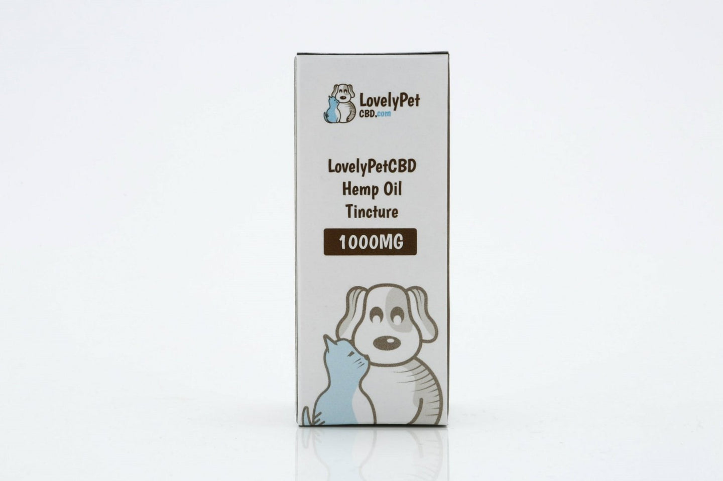 LovelyPetCBD Hemp Oil Tincture -  1000MG Per Bottle