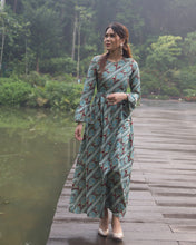 Load image into Gallery viewer, NANDANA IJEM LONG DRESS