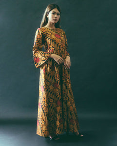 TARUNA CAYA LONG DRESS
