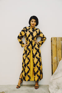 DAMAR DEWI LONG DRESS