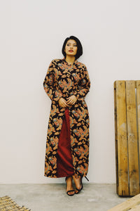 DAMAR ANJAS LONG DRESS