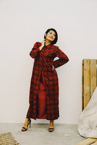 DAMAR MARA LONG DRESS
