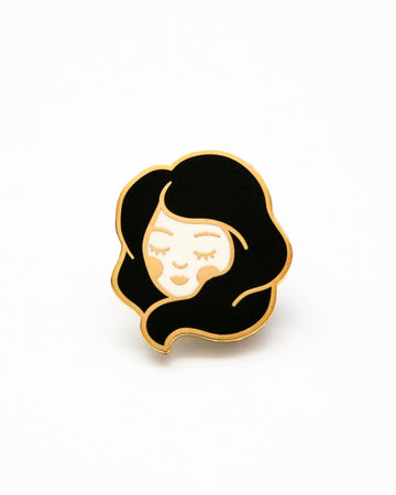 Sweet Dreams Enamel Pin - Pins - Lizzy Watkins