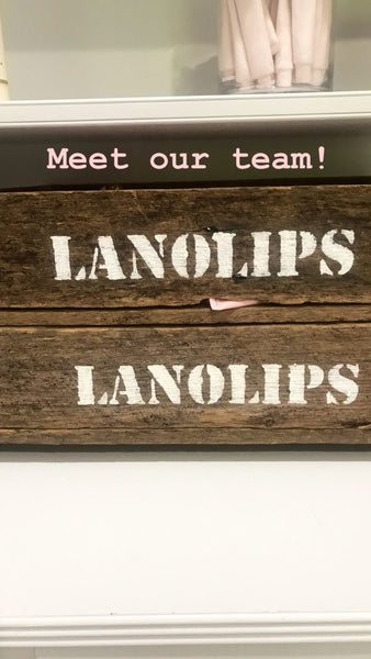 *SNEAK PEEK* INTO LANO HQ