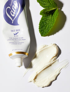 Skin may tingle as caffeine, ginger & mint RE-BOOTS circulation.
